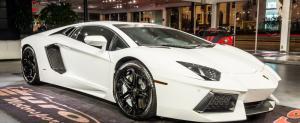 '12 Lamborghini Aventador LP700-4 Coupe