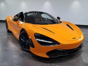 2020 McLaren 720S Performance Spider