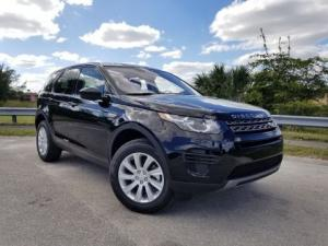 New 2019 Land Rover Discovery Sport HSE Sport Utility