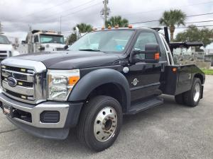 Pre-Owned 2013 FORD F450 Medium Duty Trucks - Tow Trucks - Wrecker for Sale #W0233