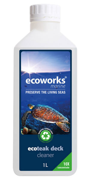 Ecoworks Teak & Deck Cleaner