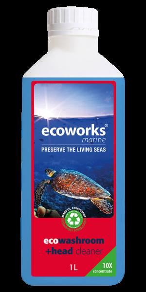 Ecoworks Marine Washroom and Head Cleaner