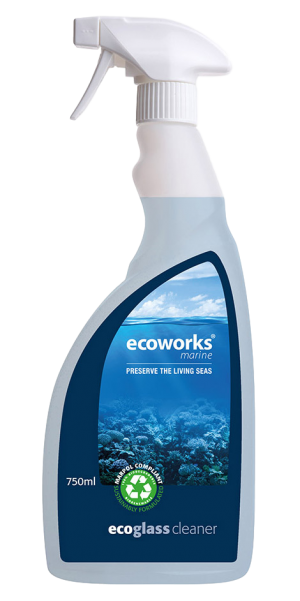 Ecoglass + Chrome Cleaner