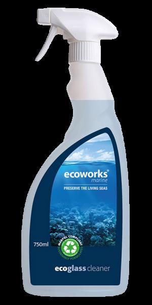 Ecoglass + Chrome Cleaner