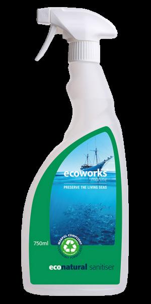 Ecoworks Marine Natural Sanitizer