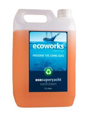 ecosuperyacht wash