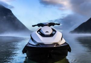 Orca Electric Personal Watercraft