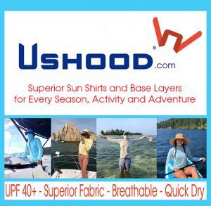 Superior quality fishing shirts/sun shirts and base layers