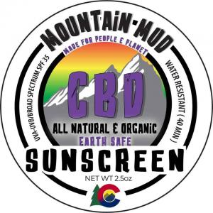 Mountain Mud Sunscreen