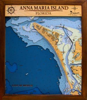 Anna Maria Medium – 7 Layers – 20″ x 24″