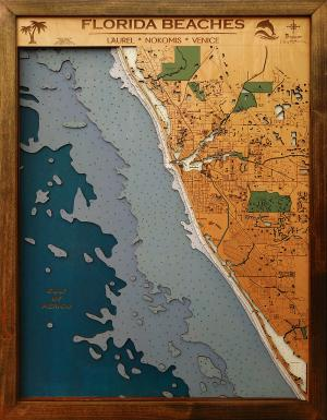Venice – Large – 7 Layers – 32″ x 25″