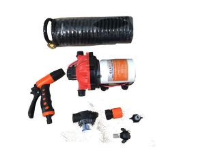 12V 70PSI 5.5GPM RV Boat Pump Washdown Kit- Marine Motor-home
