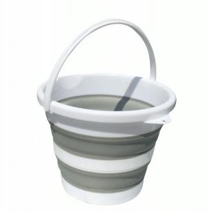 Collapsible Folding Bucket 10 Liter Camping Outdoor Kitchen RV Boat