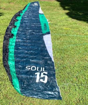 15m Flysurfer Soul Demo