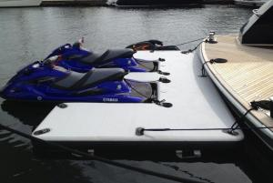 Jet Ski Dock - AERÉ Docks & Platforms - Products