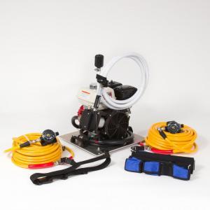 Model RD2100XL Hookah/Scuba Dive Compressor - Deck Unit