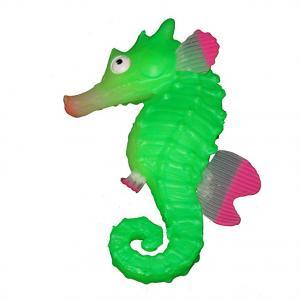 """3"""" Seahorse, Green"""