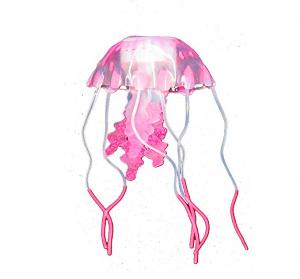 "Aquaficial Jellyfish (3.5"", Pink)"