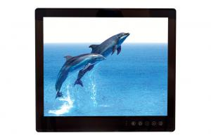 "19"" ECDIS Marine Display with PCAP Touchscreen, Model: AEGB-19T"