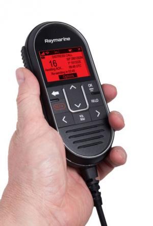 Raymarine E70492 Ray90 Modular VHF Radio