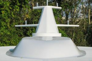 Radar Pods & Masts for Marine Electronics