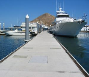 Unifloat Concrete Dock System
