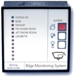 AHD-414A-B – Bilge Monitoring System