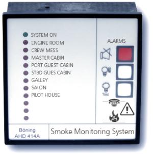 AHD-414A-S – Smoke Monitoring System