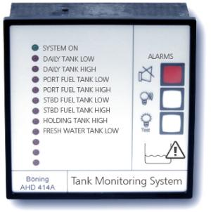 AHD-414A-T – Tank Monitoring System