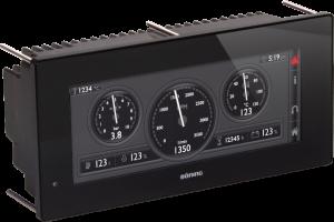 AHD 880 E - Single Engine Display