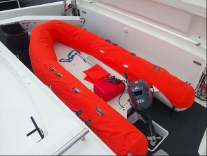 Canvas Products for Power Boats
