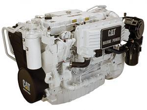 C9 ACERT™ High Performance Marine Propulsion Engine