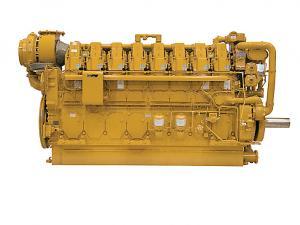 C280-8 Marine Propulsion Engine (U.S. EPA Tier 4)