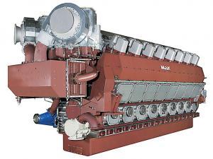 VM 43 C Marine Propulsion Engine