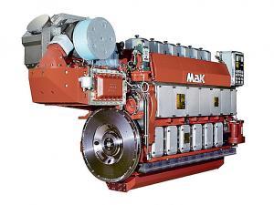 M 20 C Marine Propulsion Engine
