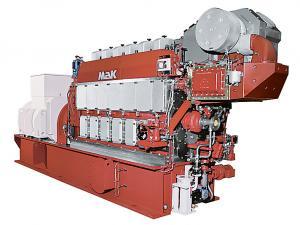 M 20 C Marine Generator Set