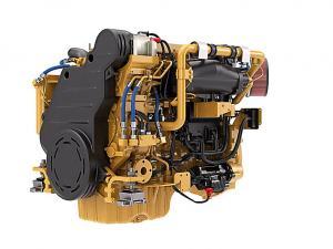 C9.3 Marine Generator Set / Auxiliary Engine
