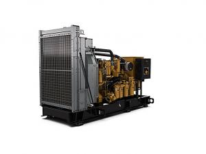 C9.3 Marine Generator Set