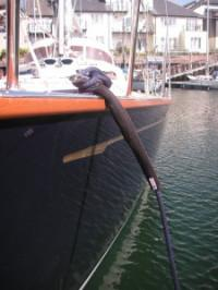Yacht Series - Chafe-Pro   Don't Dock Without It   Removable Chafe Gear Chafe-Pro   Don't Dock Without It   Removable Chafe Gear