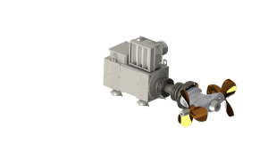 CMC Marine Bow and Stern Thrusters Systems