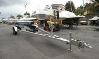 2017 Aluminum Sea Hawk Tandem Axle - Complete Boat