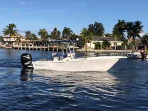2016 Renegade 25 Center Console Pompano beach, Florida - Complete Boat