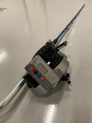 Lindgren Pittman S1200 Commercial Electric Reel