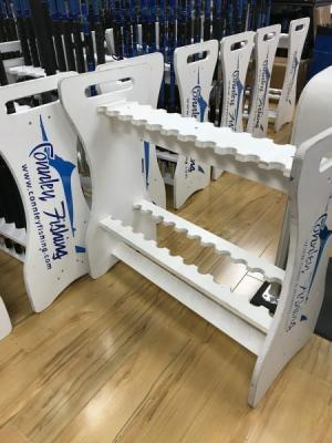 Connley Fishing Rod Racks