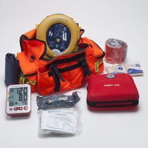 Cruiser Emergency Care Kit: Maximum Care-Small Footprint