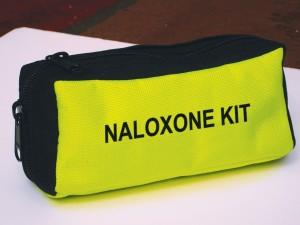 Naloxone Kit with Changeable Combination Lock