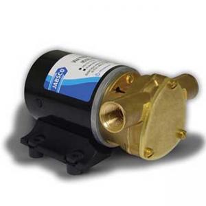 Jabsco Water Puppy Bronze 12-volt DC Pump 18660-0121