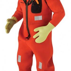 URSUIT Immersion suit for professional use SOLAS/MED