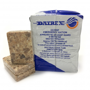 DATREX EMERGENCY FOOD RATION 3600 kcal INDIVIDUAL PACK