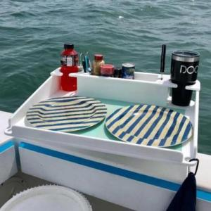 Docktail® Bar Boat Table